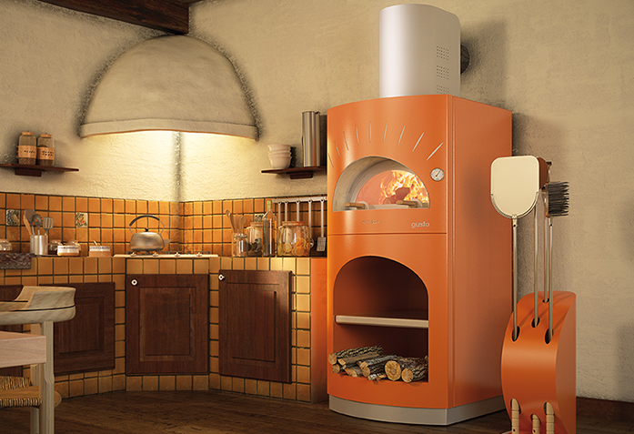 Wood Burning Pizza Ovens Shire Stoves