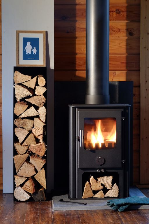 Chubby Penguin Multi Fuel Stove