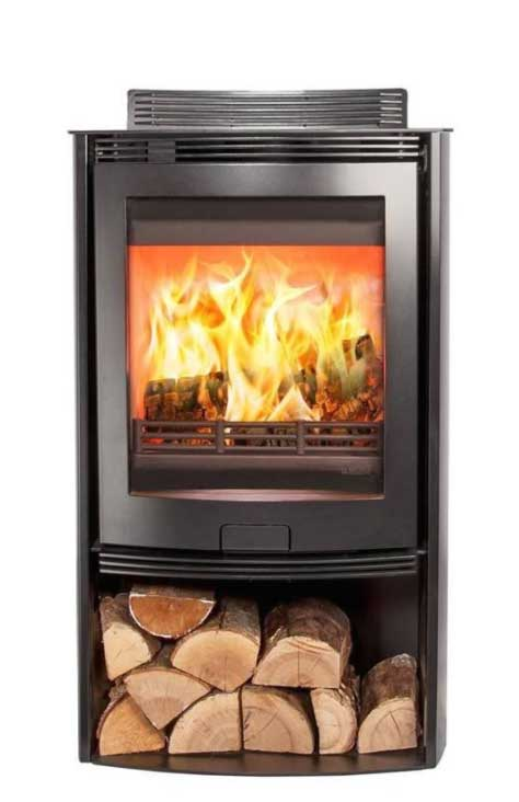 DI LUSSO EURO R5 Wood Burning Stove