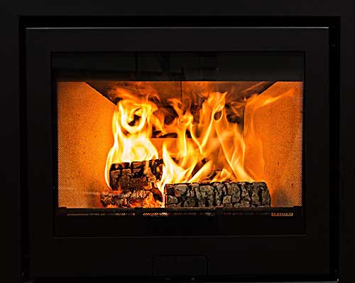 DI LUSSO R6 Wood Burning Stove