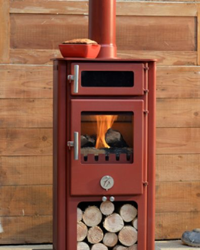 The High & Mighty Penguin Multi Fuel Stove