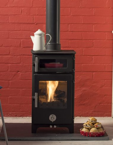 Hungry Penguin Multi Fuel Stove
