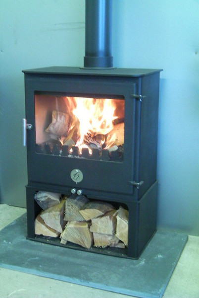 Penguin 8 Multi Fuel Stove