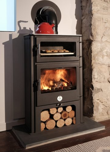 Penguin 88 Multi Fuel Stove