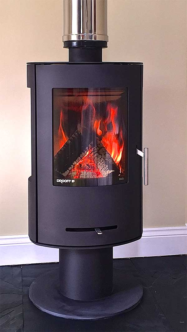 Dooff Piccolino S 3S Wood Burning Stove