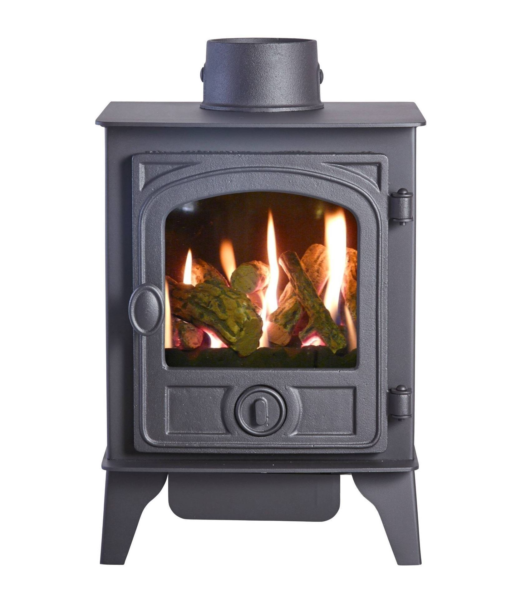 Hawk 4D Natural Gas Contemporary Stove