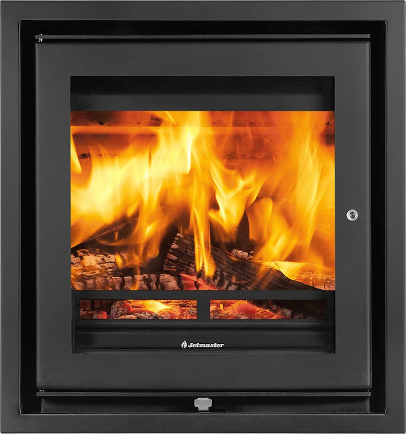 Jetmaster 50i inset Wood Burning Stove