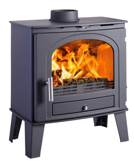 Eco 4 Slimline Multi Fuel Stove