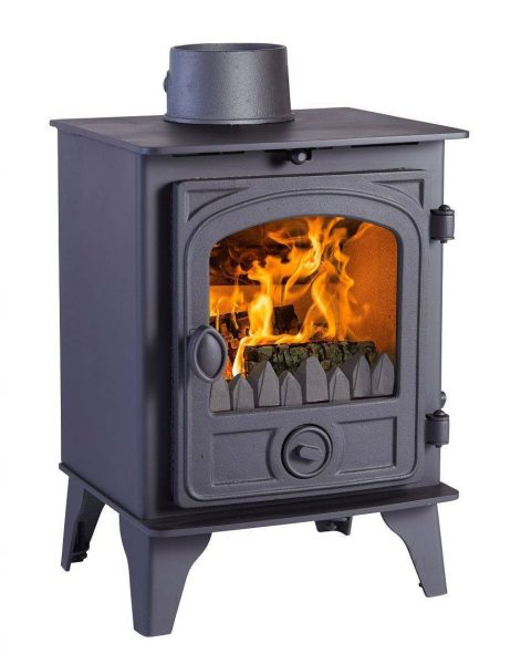 Herald Hawk 4 Multi Fuel Stove