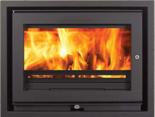 Jetmaster 60i Low inset Wood Burning Stove