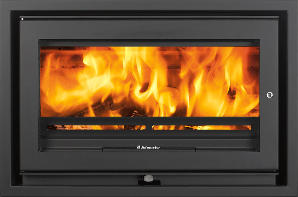 Jetmaster 70i Low inset Wood Burning Stove