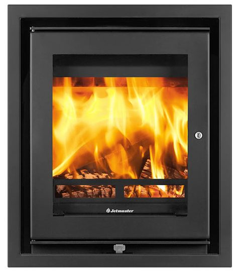 Jetmaster 18i inset Wood Burning Stove